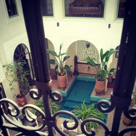 Palacio de las Especias : Vistas desde la habitacion