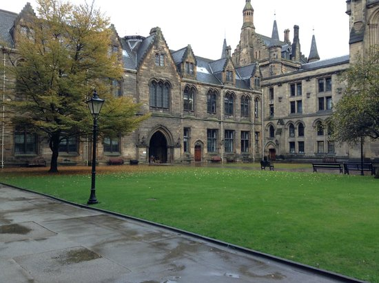 University of Glasgow: The university