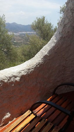 Hotel Los Caracoles: Vista desde la habitacion