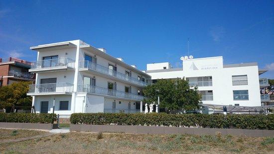 Apartamentos Marfina: La résidence