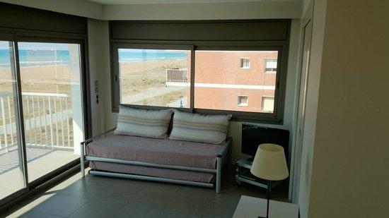 Apartamentos Marfina: Séjour