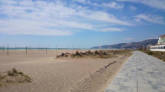 Apartamentos Marfina: La plage de Castelldefels