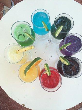 Club Med Bali: 8 cocktail