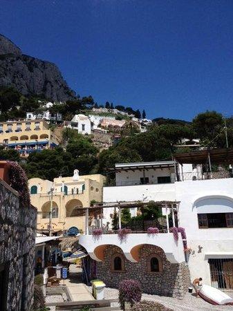 Parco Filosofico dell'Isola di Capri: А вот и Анакапри