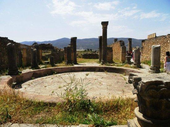 Site archéologique de Volubilis : Волюбилис