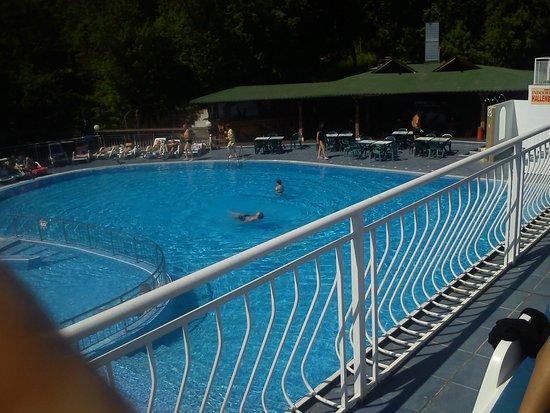 Pliska Hotel : pool