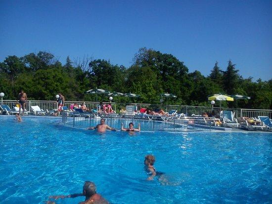 Pliska Hotel: pool