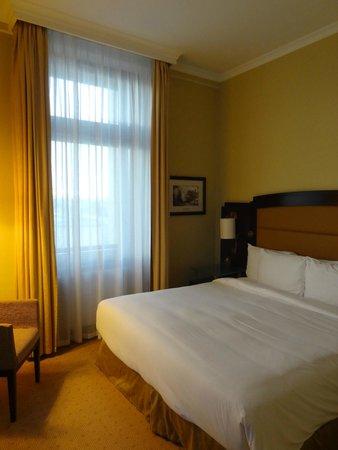 Hilton Moscow Leningradskaya: Ma chambre