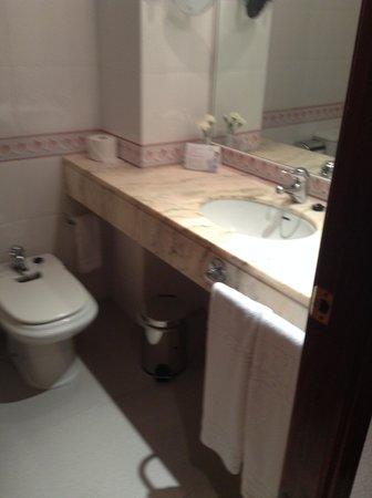Hipotels Flamenco Cala Millor : Bathroom