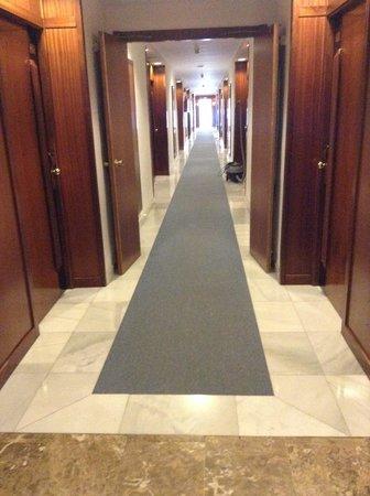 Hipotels Flamenco Cala Millor : Hallway