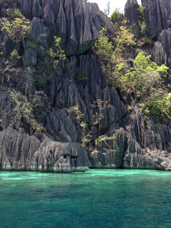Discovery Island Resort and Dive Center: Coron Island : à ne pas manquer !!!