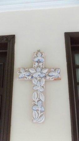Hotel San Juan: На стенах отеля