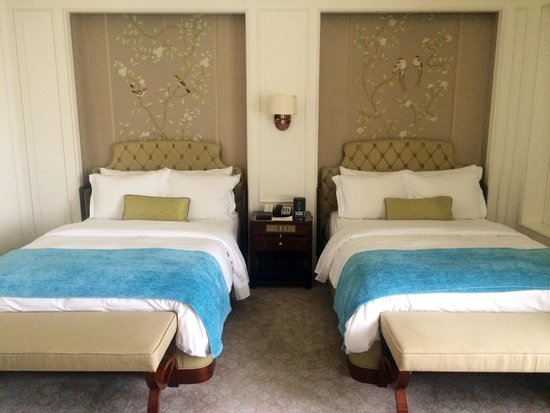 The St. Regis Singapore: Lady Astor suite