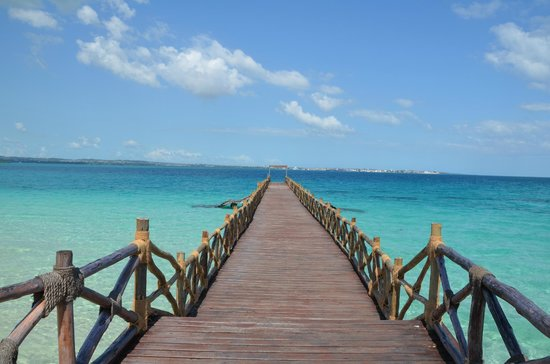 Breezes Beach Club & Spa, Zanzibar : Prison Island