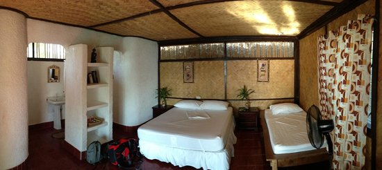 Discovery Island Resort and Dive Center: Notre bungalow
