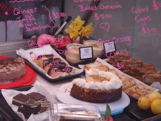 Soul Food: Greek Pastries, Gluten-free, dairy-free cakes