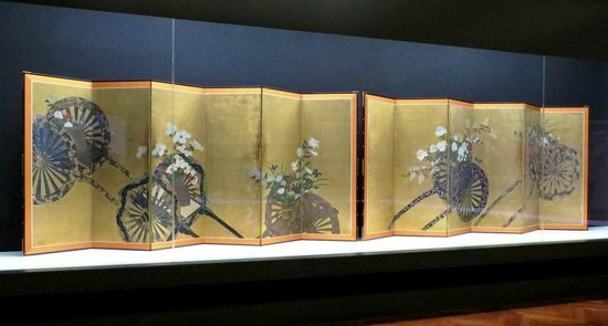 Nationalmuseum Tokyo: Tokyo National Museum 1