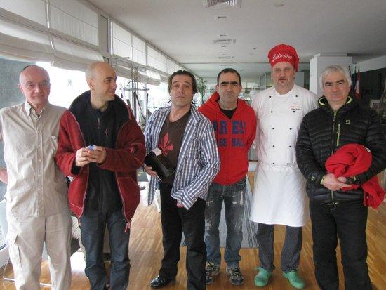 Personaggi famosi allo Schio Hotel