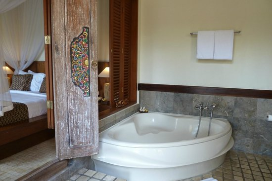 Villa Semana : La salle de bain
