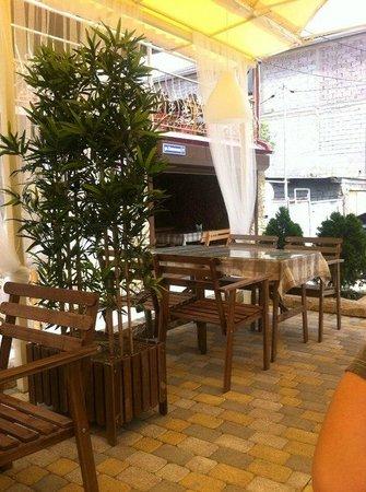 Cafe Blagodat