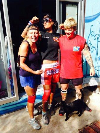 Scuba Junction Diving Co. Ltd: Wild challenge event