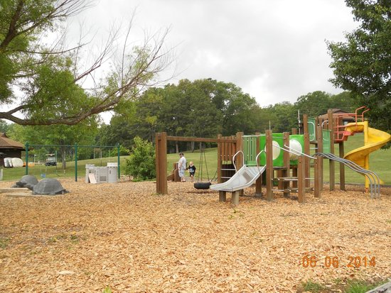 YMCA Trout Lodge: Playground