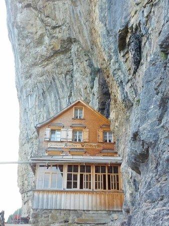 Aescher, Berggasthaus: Aescher