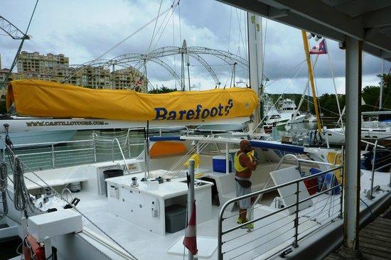 Castillo Tours: Excellent Boat, very clean