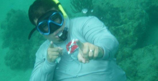 Castillo Tours: Snorkeling at ICACOS Island, PR
