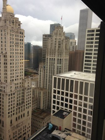 Chicago Marriott Downtown Magnificent Mile : view