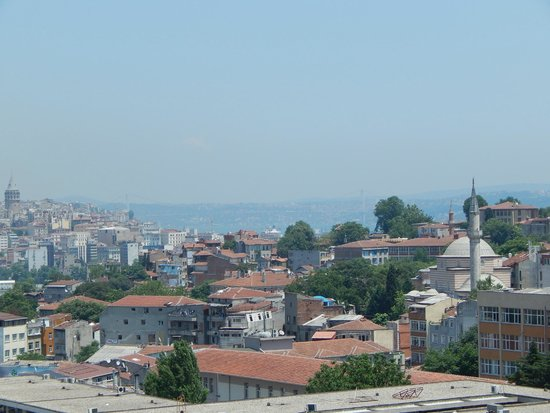 Вид сверху - Picture of Valens Aqueduct (Bozdogan Kemeri ...