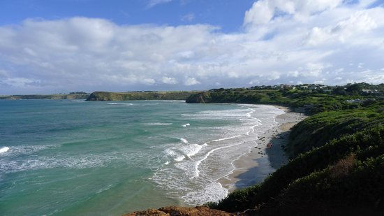 Clifftop Boutique Accommodation: Views from the Clifftop
