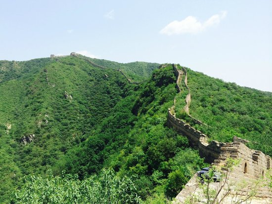 Stretch-A-Leg Travel-Day Tour: The Wild Wall Beijing