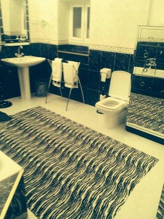 El Corsario: bagno
