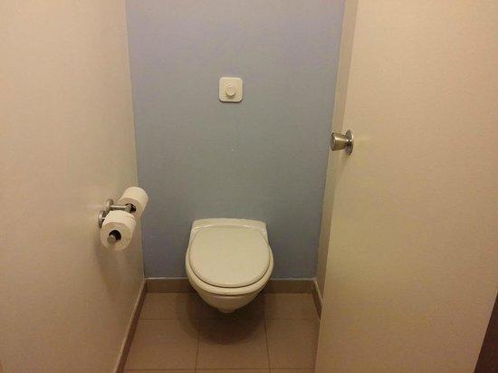 Novotel Nice Arenas Aeroport : Restroom