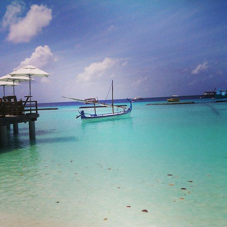 Constance Moofushi: Maldivler moofushi adası