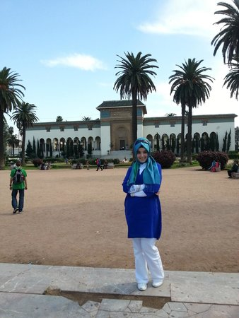 Mosquée Hassan II : ...