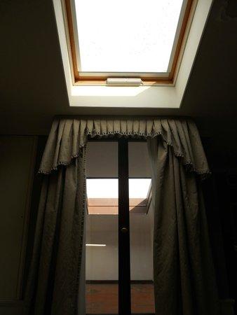 Ca'Sagredo Hotel: Room on floor 5