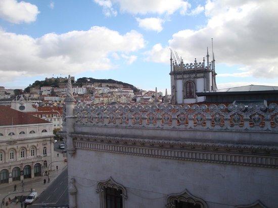 Hotel Avenida Palace: Aussicht