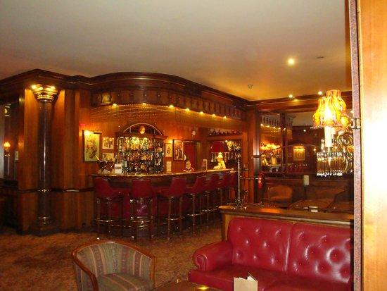 Hotel Avenida Palace: Bar