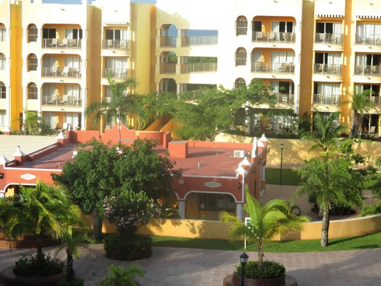 The Royal Haciendas All Suites Resort & Spa: View from 425B
