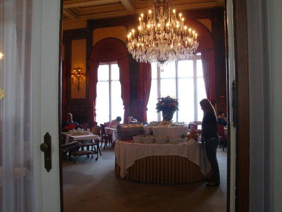 Hotel Avenida Palace: Frühstücksraum