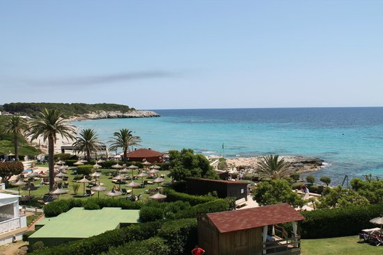 Sol Beach House Menorca : View from Room 241