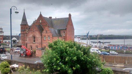 Antrim House : View