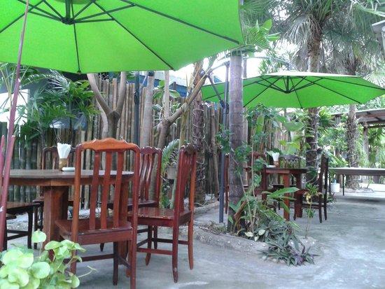 Restaurant Treffpunkt : The new style from restaurant Part 1
