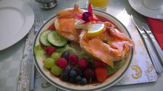 Clonmara Bed & Breakfast: Blandinas breakfast