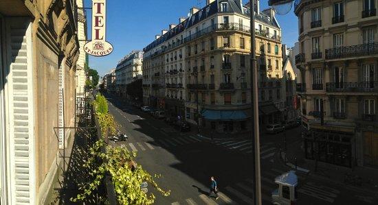 Hotel Saint-Jacques : Balcony room 6