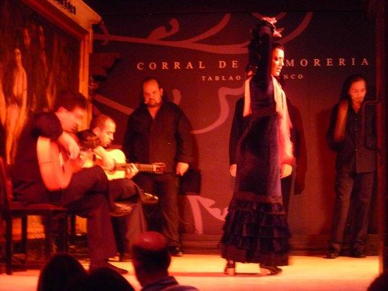 Corral de la Moreria : Performance