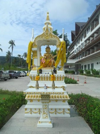 Swissotel Resort Phuket Kamala Beach: Домик для духов