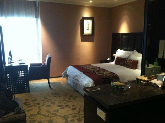 Bali Plaza Hotel Yiwu: Room